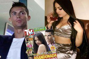 """Ronaldo już ZDRADZIŁ ciężarną dziewczynę?! """"Uprawialiśmy seks całą noc, dał mi 300 EURO"""""""