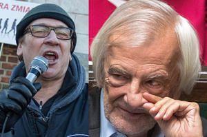 """Maleńczuk do wicemarszałka Sejmu: """"Pies, byłeś hipisem, nie? Lali nas tacy, jakich teraz ty wspierasz"""""""