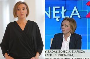"""Prezes TVP nie zgadza się z Komisją Etyki, ale przywrócił  Lewicką do """"Minęła 20."""""""