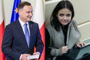 """""""Aniołek Kaczyńskiego"""" zachęcał do podpalenia tęczy na Placu Zbawiciela. Teraz jest... współpracownicą prezydenta!"""