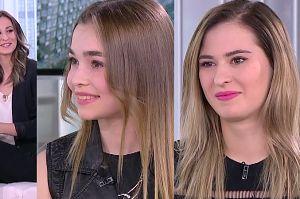 """Córki Kukiza: """"Jak tata ogłosił, że kandyduje, to się rozpłakałyśmy"""""""