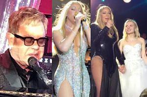 Rosyjski miliarder wynajął Mariah Carey i Eltona Johna na wesele wnuczki! (ZDJĘCIA)