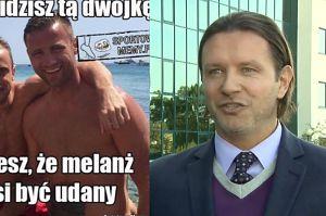"""Majdan o aferze alkoholowej w kadrze: """"Piłkarze to ludzie i integracja jest potrzebna"""""""