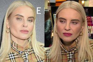 """Horodyńska: """"W makijażu stawiam na brwi. Chcę, żeby to był mój ZNAK ROZPOZNAWCZY"""""""