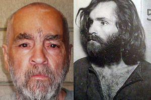 Z OSTATNIEJ CHWILI: Nie żyje Charles Manson!