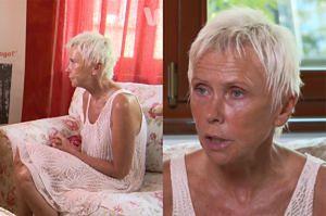 """Ewa Błaszczyk o chwilach zwątpienia: """"Siedzę w wannie, drę się. Tam jest dobrze ryczeć"""""""