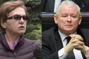 """Danuta Wałęsa o zakazie aborcji: """"Panie prezesie, NIECH PAN NIE WKŁADA PALCA, gdzie się panu podoba!"""""""