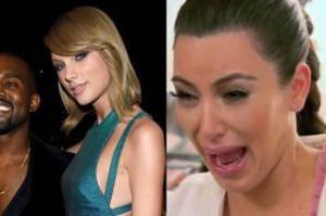 """Taylor Swift mści się na Kanye w nowej piosence? """"STARA TAYLOR UMARŁA"""""""