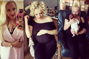 """Eliza z """"Warsaw Shore"""" chwali się, ile schudła po ciąży: """"15kg mniej w 3 tygodnie!"""""""