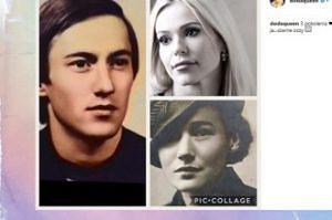 Doda przypomina rodzinne zdjęcia (FOTO)