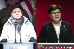 Beata Szydło uczy się angielskiego. Zainspirował ją Donald Tusk?