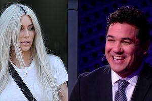 """TYLKO U NAS: Dean Cain o Kim Kardashian: """"Jest przesłodka, naprawdę dużo pracuje"""""""