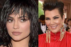 """Kris Jenner już ma pomysł jak zarobić na ciąży Kylie: """"Wypuści linię odzieżową dla młodych mam"""""""