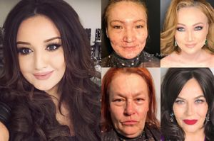 Hit sieci: makijaż, który wygląda jak Photoshop! Zobaczcie niesamowite metamorfozy (ZDJĘCIA)