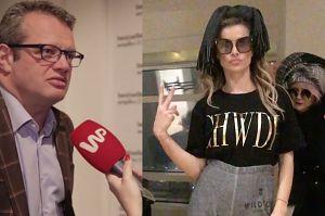 """Meller broni Szulim: """"SIECIOWA GÓWNOBURZA. Mi też się nie podoba publiczne paradowanie z napisem """"CHWDP""""!"""""""