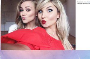 Cleo i Kaczorowska wdzięczą się do selfie (FOTO)