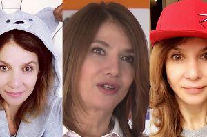 """Grażyna Wolszczak: """"Nikt nie wymaga od aktorki, żeby miała poważne przemyślenia"""""""