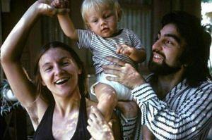 Tak wyglądał mały Leonardo DiCaprio