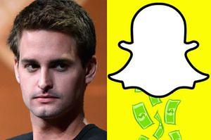 Założyciel Snapchata stracił już ponad TRZY MILIARDY dolarów! Ludzie wolą InstaStories...