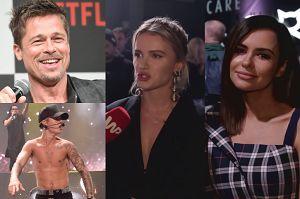"""Z kim polskie celebrytki umówiłby się na randkę? """"Justin Bieber, Kurt Cobain i… Brad Pitt!"""""""