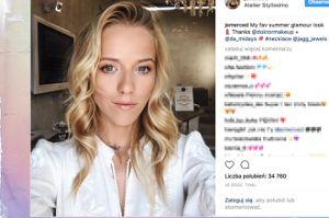 Jessica Mercedes chwali się makijażem (FOTO)