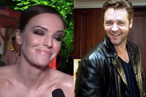"""Wendzikowska wyznaje: """"Flirt to fajny element wywiadu. Russell Crowe zaprosił mnie na kolację!"""""""