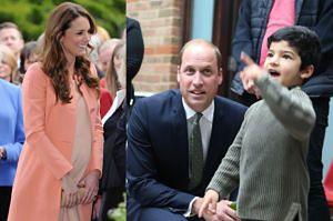 """Książę William o ciąży Kate: """"Na początku zawsze jest trochę lęku, potem będziemy świętować"""""""