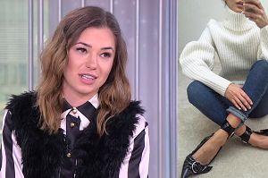 """Wesołowska: """"Nie możemy oceniać butów Sary z poziomu mainstreamu. Mainstream tego nie zrozumie!"""""""