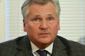 Kwaśniewski na prima aprilis