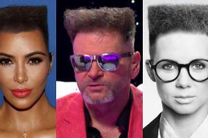 TYLKO U NAS: Rusin, Kardashian czy DiCaprio? Komu KWADRAT Rutkowskiego pasuje najbardziej?