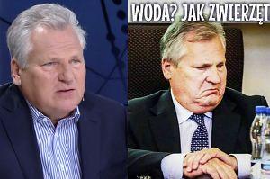 """Kwaśniewski o memach: """"Jeśli są robione z wdziękiem, to mnie rozśmieszają!"""""""