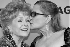 Carrie Fisher i Debbie Reynolds będą miały WSPÓLNY POGRZEB
