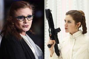 """Carrie Fisher wysłała sprawcy molestowania... krowi ozór! """"Następna przesyłka będzie zawierać coś twojego"""""""