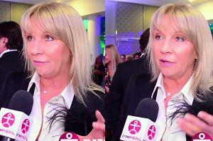 """Bojarska-Ferenc: """"Pracuję i stać mnie na to, żeby kupować sobie sama rzeczy"""""""