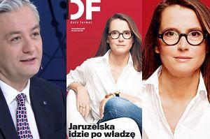 """Biedroń wyśmiał Jaruzelską: """"Może skończyć jak Magda Ogórek. Nie będzie lewicowa z takim światopoglądem!"""""""