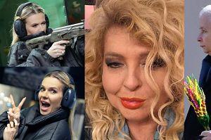 """Polityczne marzenie Pudelka: """"Magda Gessler królową Polski, a Doda ministrem sprawiedliwości!"""""""