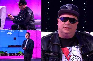"""Skiba w Pudelek Show: """"Schudłem 15 kilo. Teraz jednak znów można mnie rysować cyrklem. Człowiek arbuz!"""""""