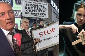 """Strasburger przeciw śledztwu w sprawie """"Klątwy"""". """"Pamiętam czasu cenzury. Wycinała wszystko!"""""""
