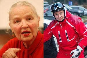 """Staniszkis: """"Duda powinien zostać instruktorem narciarskim, a nie prezydentem!"""""""