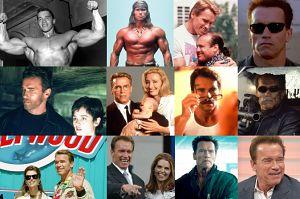 Zobaczcie życie i karierę Arnolda Schwazeneggera na zdjęciach!