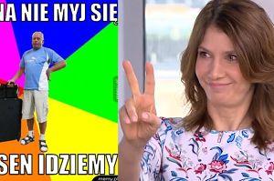 """Wolszczak ekspertką TVN-u… od """"GRAŻYN"""": """"Moje ulubione, to Janusz i Grażyna na wakacjach!"""""""