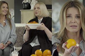 Hanna Lis usiłuje parodiować Nosowską. Zabawne?