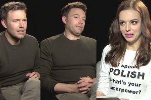 """Ben Affleck: """"Nie mam żadnych wartościowych cech charakteru, zero!"""""""