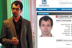 Ścigany Kajetan P. wziął w banku... kredyt na 15 000 zł!