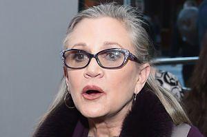 """Carrie Fisher przed śmiercią wróciła do alkoholu i narkotyków? """"Była nawalona jak stodoła"""""""