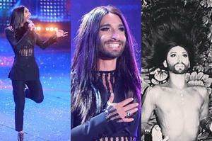 """Conchita Wurst: """"Maluję się godzinę. Moje włosy to peruka"""""""