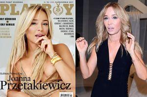"""Przetakiewicz broni retuszowania zdjęć: """"Moja sesja w Playboyu nie była w 100 procentach naturalna. To praca artystyczna"""""""