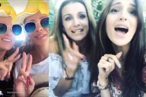"""Marina z Sarą bawią się w Spice Girls i śpiewają """"Despacito"""". """"Nie znam słów!"""""""