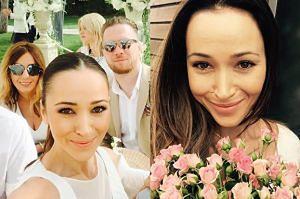 Nowe fotki ze ślubu Mariny i Szczęsnego
