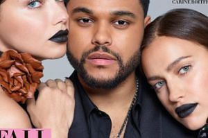"The Weeknd gwiazdorem ""Harper's Bazaar"""